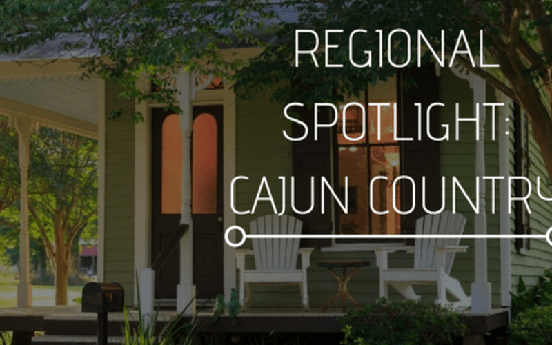 Regional Spotlight: Cajun Country