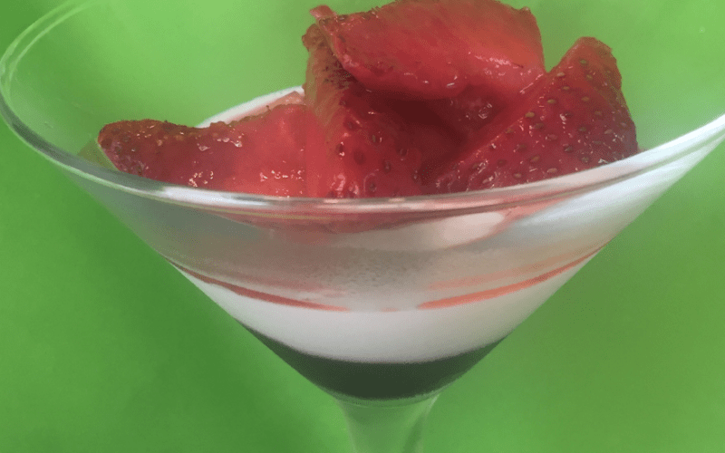 Panna Cotta Recipe - or - You'll Think You're Eating A Deliciously Creamy Cloud