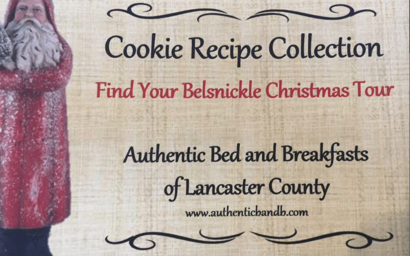 Belsnickle Cookie Recipe 2018
