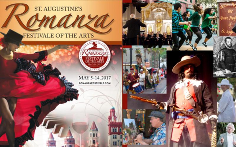Romanza Festival in May