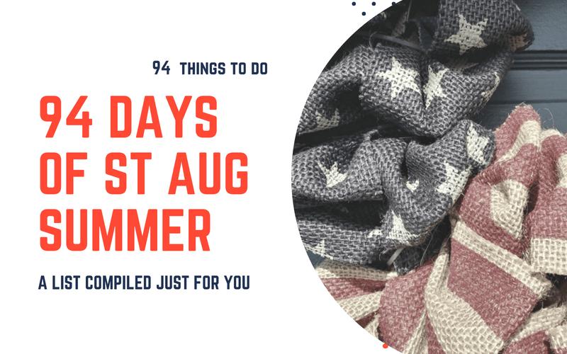 94 Days of St Aug Summer