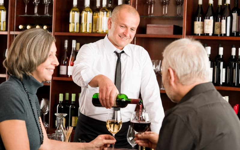 Wine, Wine, and Then Wine