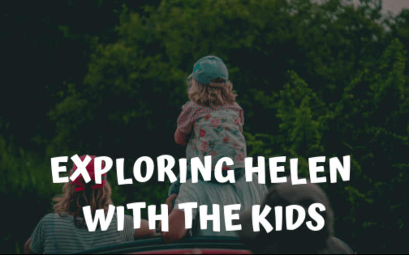 Exploring North Georgia With the Kids