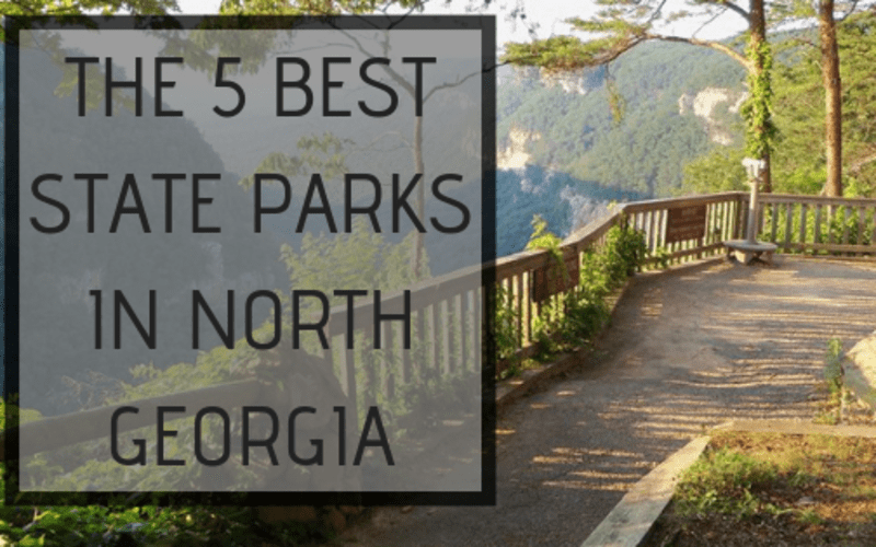 The 5 Best State Parks in North Georgia