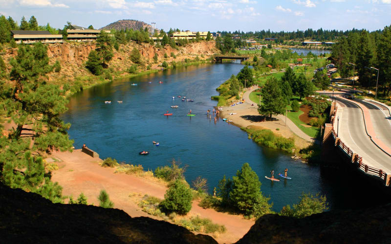 Bend in Bloom: More Breweries and Bike Trails, with the Fall Season for Deals around the corner!