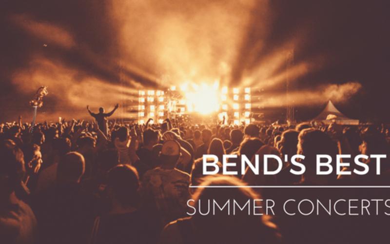 Bend's Best Summer Concerts