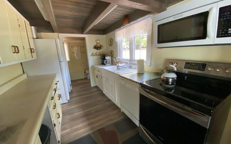 Ice House Kitchen