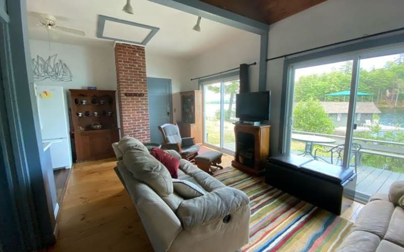 South Wing Living Area