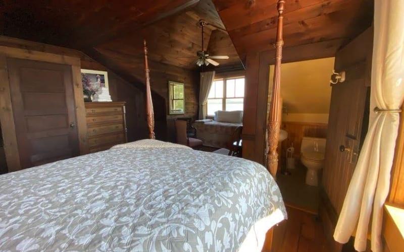 Room 3 - Master Bedroom