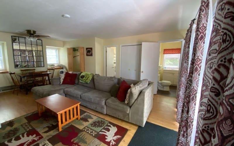 Living Area Second Floor