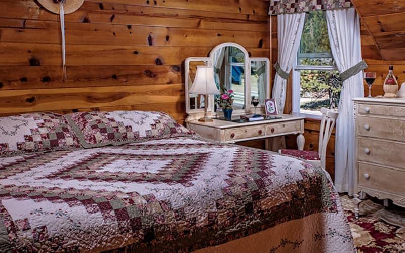 Yesteryear  King bedroom