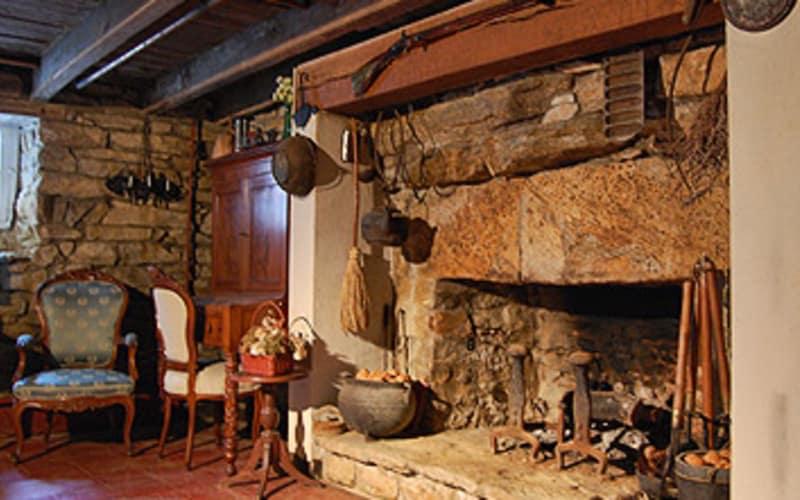 The Summer Kitchen Dependency | Flint Hill | Caledonia Farm 1812