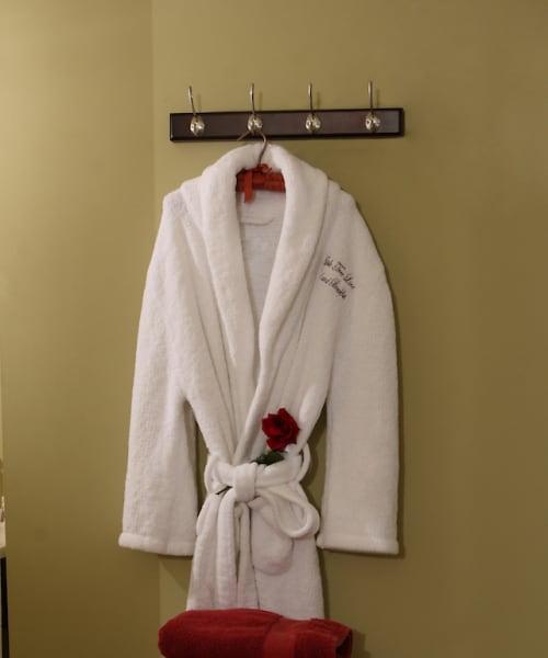 Robe in Chestnut Suite