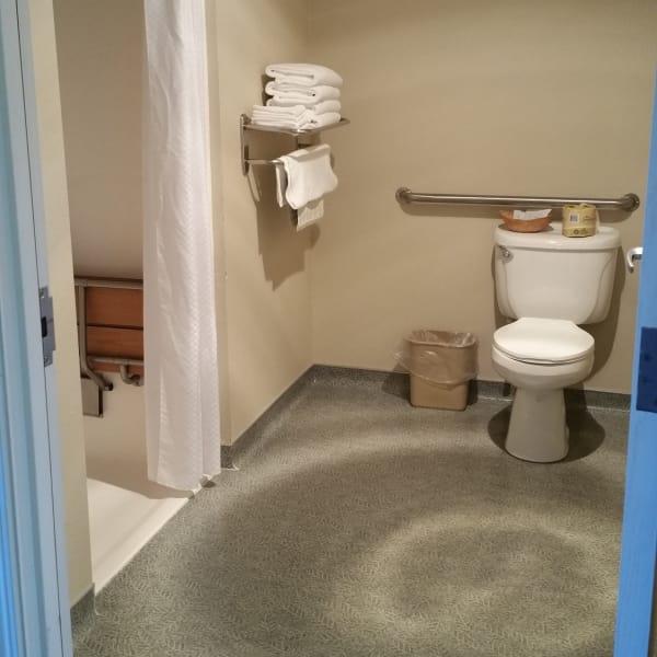 ADA Bathroom (Rm 186)