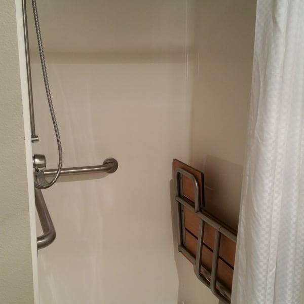 ADA Shower (Rm 186)