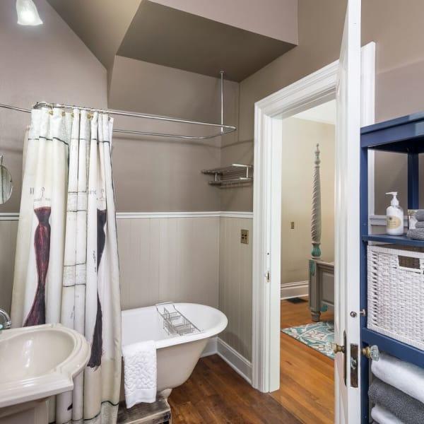 Terrace private en-suite