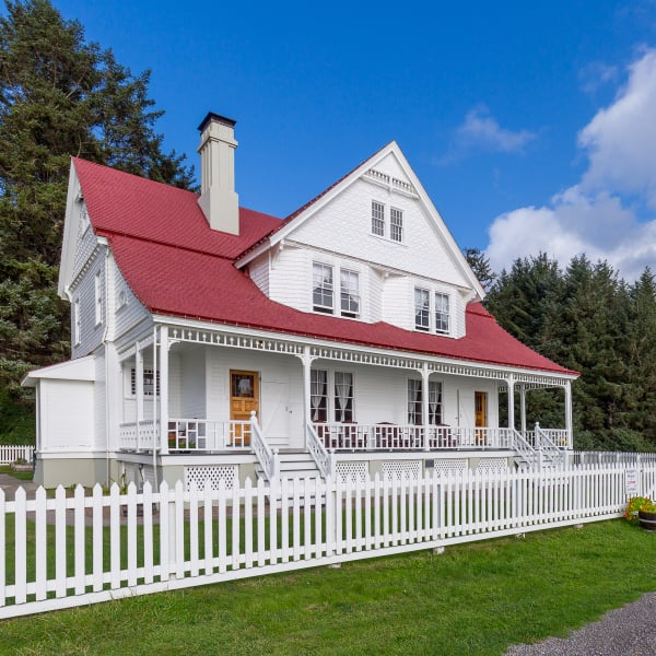 1894 Lightkeepers' Home