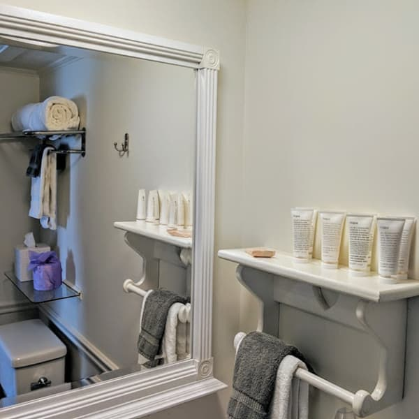 Iris Bathroom