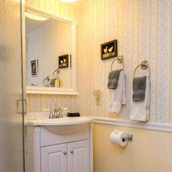Lupine Bathroom