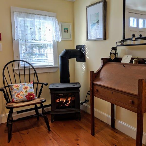 Lupine Fireplace