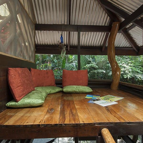 Dream Palm House - Yoga & Relax Area