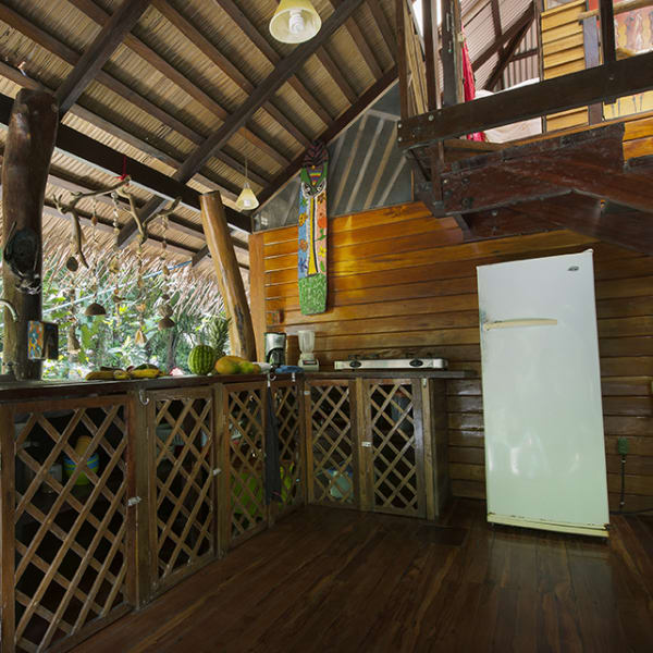 Dream Palm House - Kitchen Area