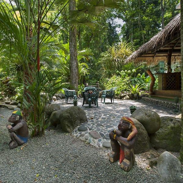 Dream Palm House - Terrace View 2