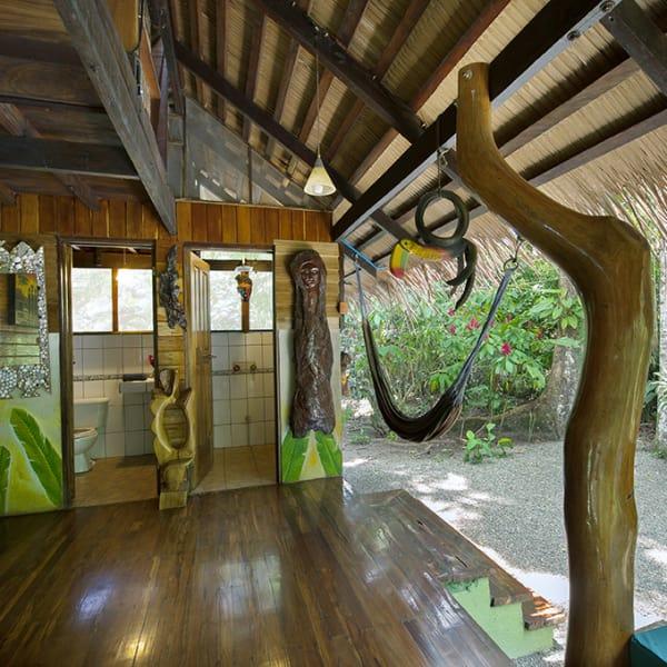 Dream Palm House - Bathroom & Shower