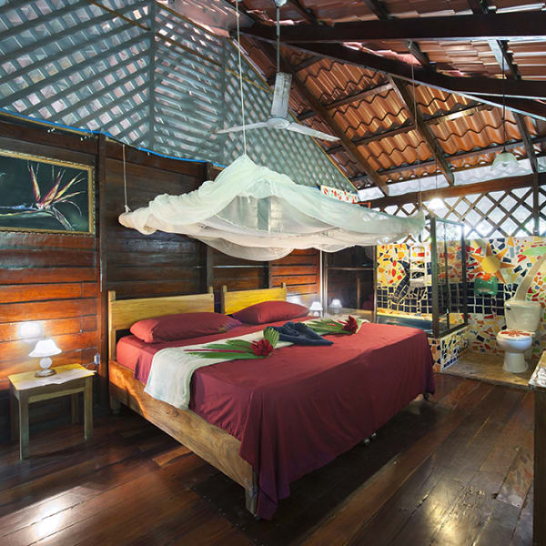 River Dream House - Sleeping Room 3 (upstairs)