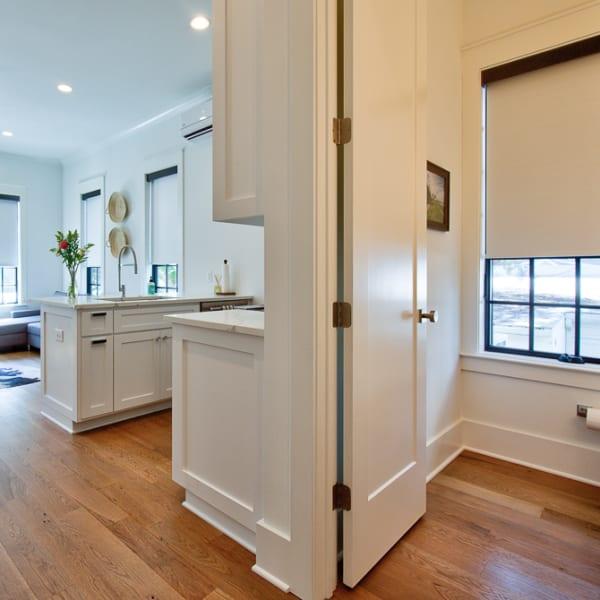 Half Bathroom/Kitchen