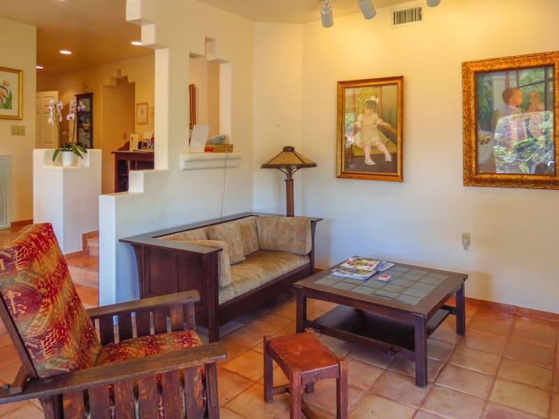 Common Living Room Adjacent to Sylvia and Ramon