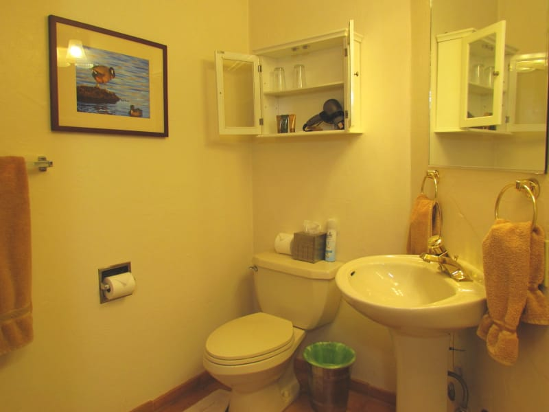 Clark and Carole Private Detached Bathroom