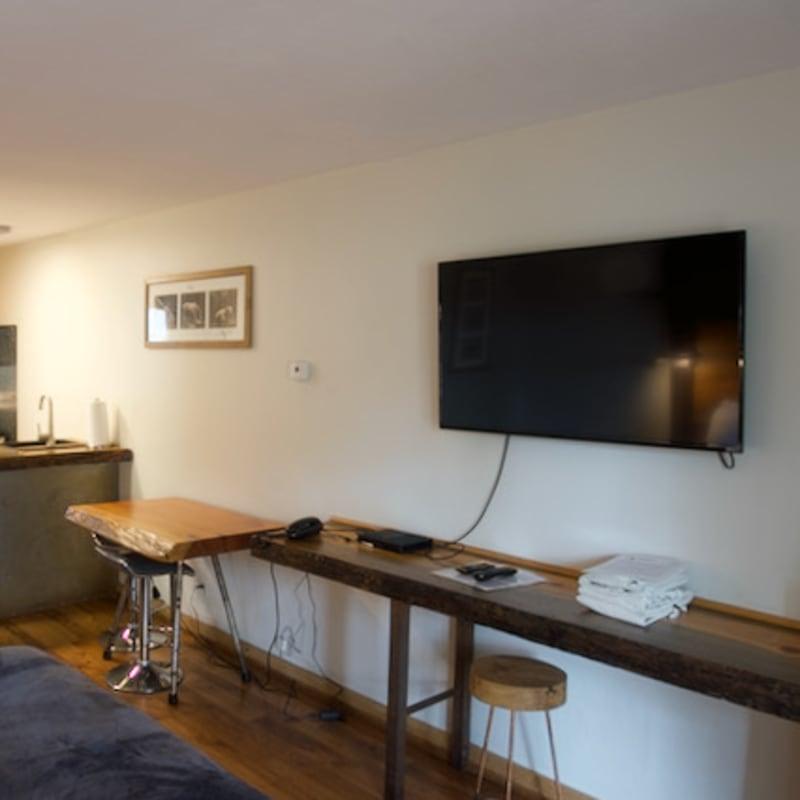 Room 26, 49 inch TV