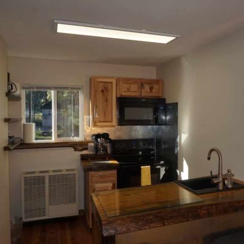 Room 26, kitchen