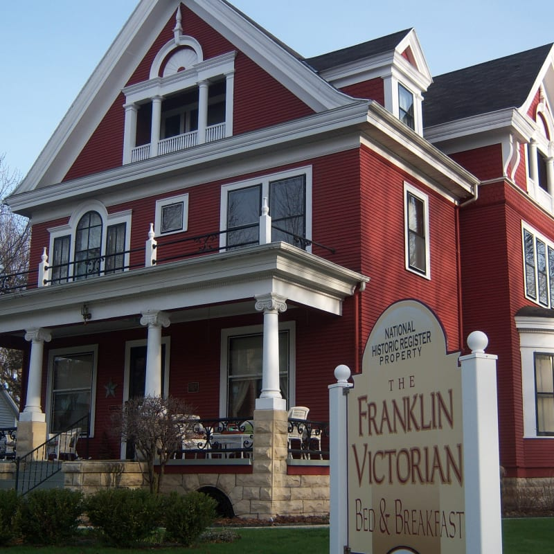 franklin victorian Bed and breakfast