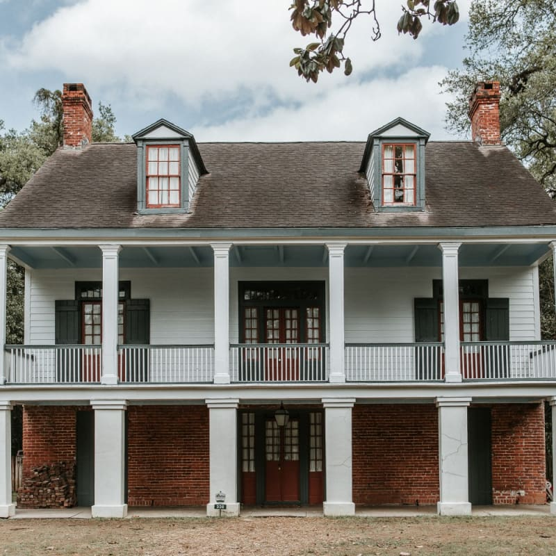 Mouton Plantation Bed And Breakfast Cajun Country Louisiana Bed