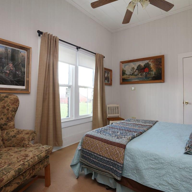 Cyrpess Room