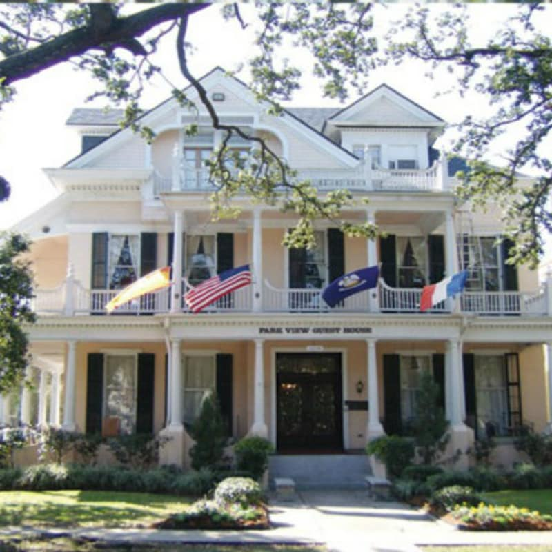 Greater New Orleans | Louisiana Bed and Breakfast Association