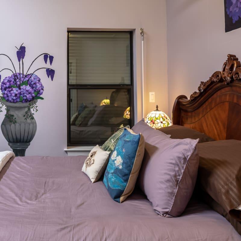 Hydrangea Room