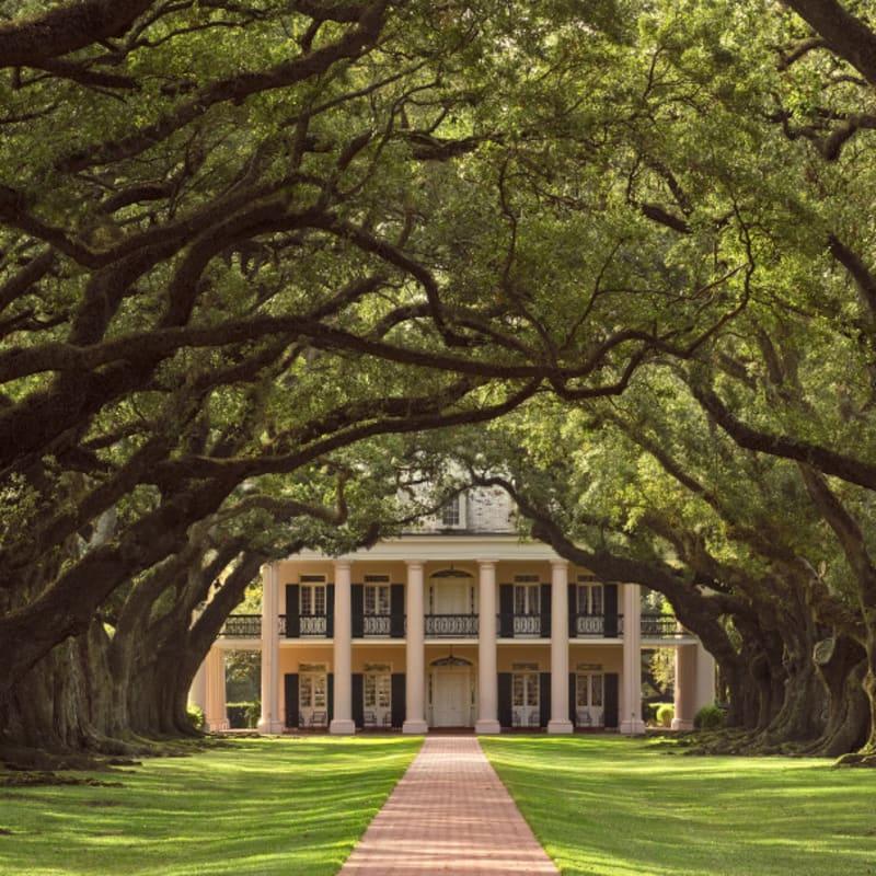 Map Of Louisiana Plantation Homes.Plantation Country Louisiana Bed And Breakfast Association