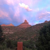 THE view is amazing at SEDONA VIEWS B&B