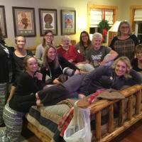 Ladies Retreats at Blackberry Creek Retreat B&B