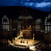 Allen Elizabethan outdoor theatre