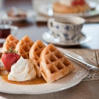 Gourmet Waffle Breakfast