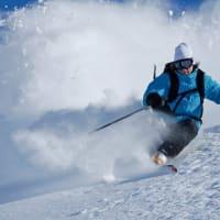 Skiing Killington