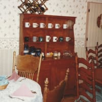 Breakfast room 1994