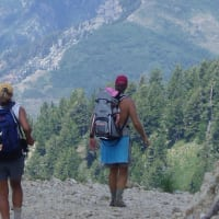 Hiking Wasatch Mountains