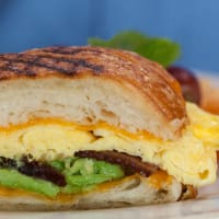 Costeaux Breakfast Sandwich