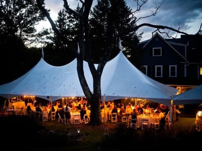 Breath-taking country setting in the heart of the White Mountains makes us the perfect choice for your intimate wedding venue!