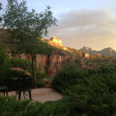 PANORAMIC VIEWs at SEDONA VIEWS B&B